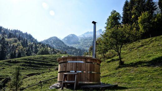 Quels sont les bienfaits du bain nordique en bois ?