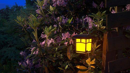 installer votre éclairage extérieur